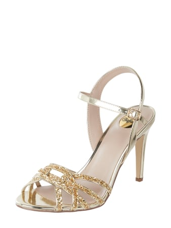 Buffalo Sandalette in Gold-Optik Gold - 1