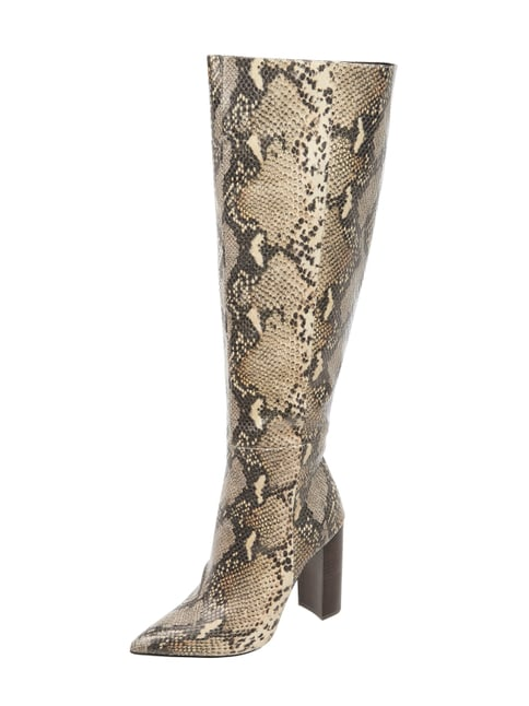 the latest 3f69c 5ddef Stiefel in Snake-Optik