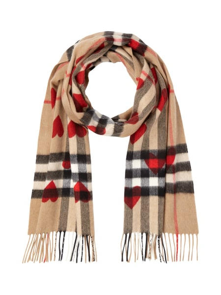 burberry schal outlet burberry schal metallic check scarf stone in silber grau schal f r damen. Black Bedroom Furniture Sets. Home Design Ideas