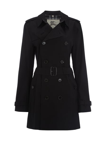 newest 71925 82939 Trenchcoat aus Baumwolle mit Burberry Check