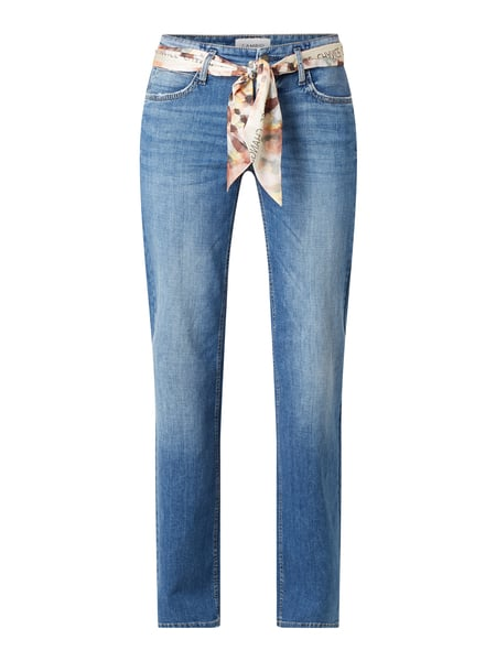 CAMBIO Bootcut Jeans mit Stretch Anteil Modell 'Tess' in