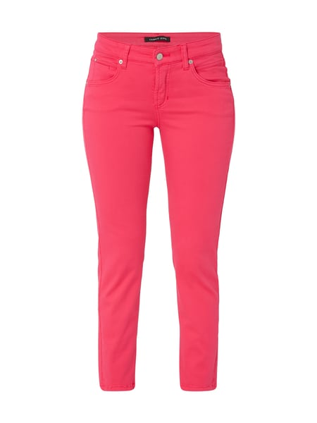 Cambio Coloured Jeans mit Stretch-Anteil Rosé - 1