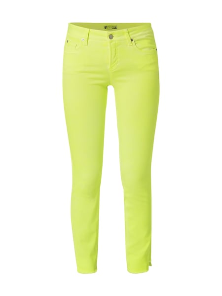 Cambio Coloured Skinny Fit Jeans Gelb - 1