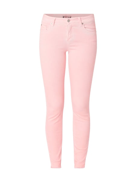 Cambio Coloured Skinny Fit Jeans Rosé - 1