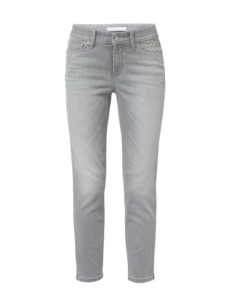 Cambio Coloured Slim Fit Jeans Grau - 1
