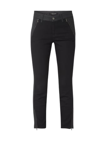 Cambio Coloured Slim Fit Jeans Grau / Schwarz - 1