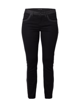 Coloured Slim Fit Modern Rise Jeans Grau / Schwarz - 1