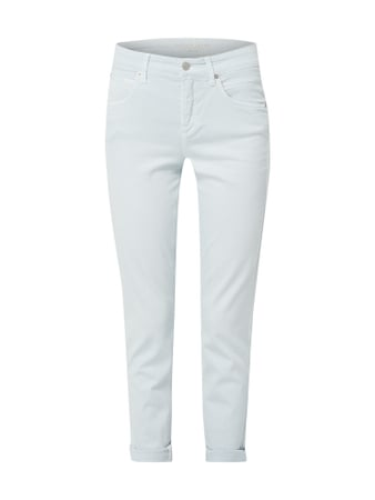 Cambio Jeans im Washed Out Look Blau - 1