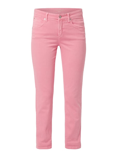Cambio Jeans im Washed Out Look Rosa - 1