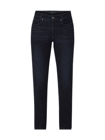 Cambio Rinsed Washed Slim Fit Jeans Blau / Türkis - 1
