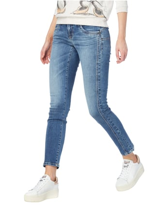 Cambio Stone Washed Skinny Fit Jeans Jeans - 1