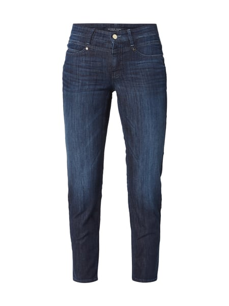 Cambio Posh - Stone Washed Slim Fit Jeans Jeans