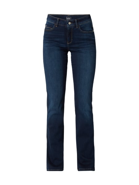 Cambio Norah - Stone Washed Straight Fit Jeans Jeans