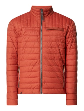 camel active Light-Steppjacke mit Wattierung - wasserdicht Rot - 1