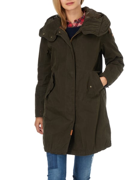 camel active parka mit herausnehmbarer weste in gr n online kaufen 9698941 p c online shop. Black Bedroom Furniture Sets. Home Design Ideas