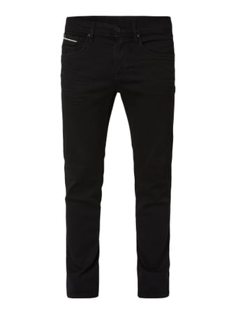 Camp David Coloured Regular Fit Jeans Grau / Schwarz - 1