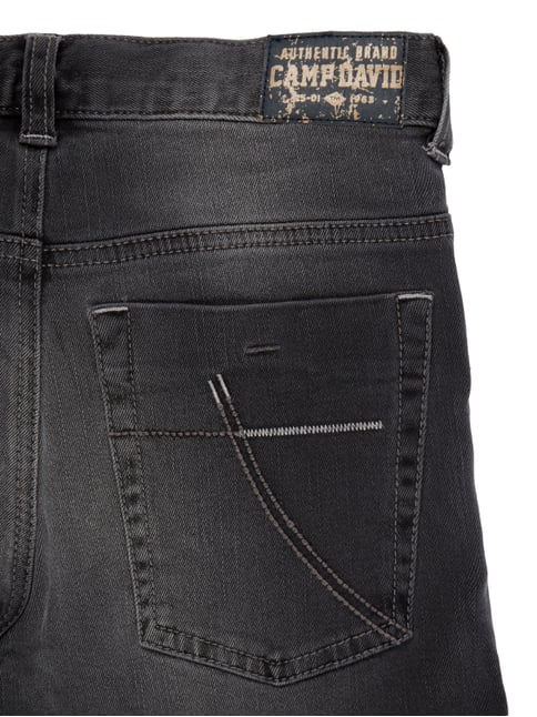 Coloured Skinny Fit 5-Pocket-Jeans Camp David online kaufen - 1
