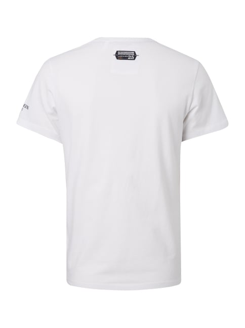Camp David T-Shirt mit Logo-Print Weiß - 1