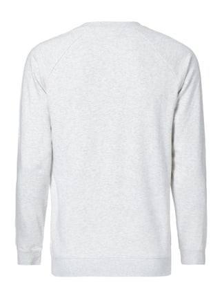 Carhartt Work In Progress Sweatshirt mit Raglanärmeln Offwhite meliert - 1