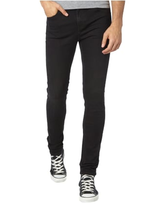 Cheap Monday Coloured Skinny Fit Jeans Schwarz - 1
