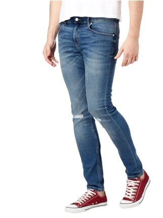 Cheap Monday Slim Fit 5-Pocket-Jeans im Destroyed Look Jeans - 1