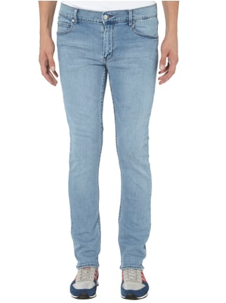 TIGHT Skinny Fit Jeans mit Stretch-Anteil Blau / Türkis - 1