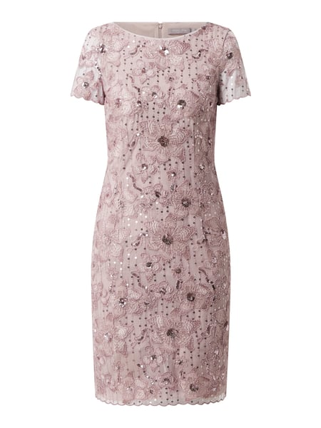 Christian Berg Cocktail Cocktailkleid mit Pailletten Rosa - 1
