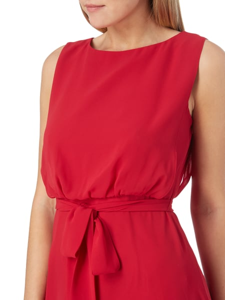 CHRISTIAN-BERG-COCKTAIL Cocktailkleid mit Taillenband in Rot online ... 34a2e82cef