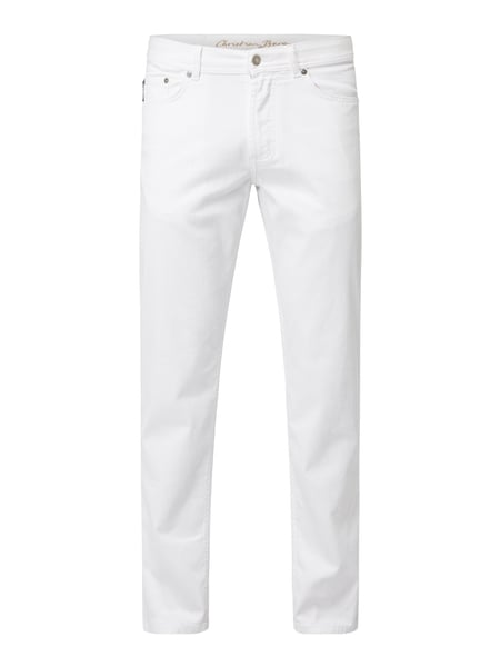 Christian Berg Men Coloured Regular Fit Jeans Weiß - 1