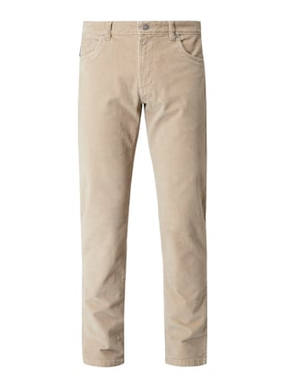 cheap price buying now classic styles Christian Berg Men Regular Fit Cordhose mit Stretch-Anteil