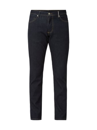 Christian Berg Men Rinsed Washed Regular Fit Jeans Blau / Türkis - 1