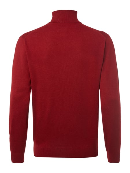 christian berg men rollkragen pullover aus reinem kaschmir in rot online kaufen 9481729 p c. Black Bedroom Furniture Sets. Home Design Ideas