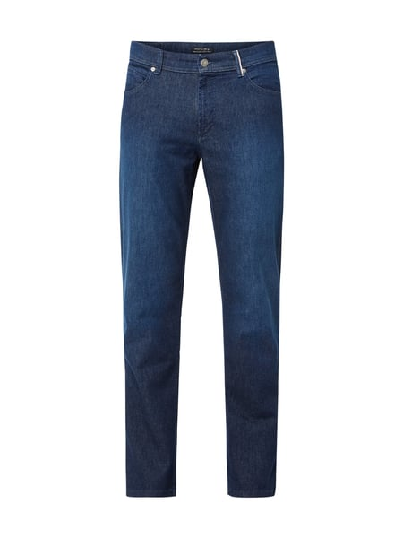 Christian Berg Men Stone Washed Regular Fit Jeans Blau / Türkis - 1