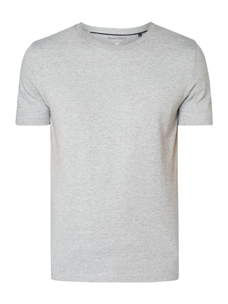 Christian Berg Men T-Shirt aus Supima®-Baumwolle Grau - 1