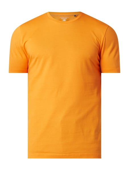 Christian Berg Men T-Shirt mit Rundhalsausschnitt Orange - 1