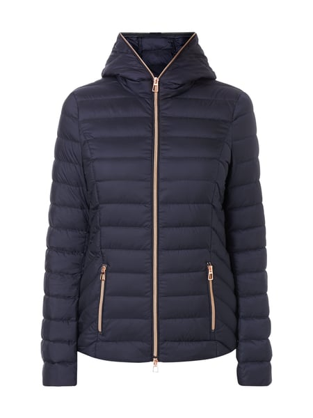 check out e5d64 fa302 Light-Daunenjacke mit Kapuze