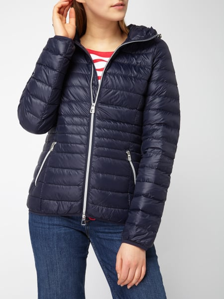 Christian Berg Woman Selection Light-Daunenjacke mit Steppungen Dunkelblau  - 1 6b591a6e01