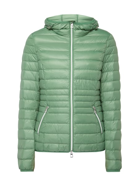 Christian Berg Woman Selection Light-Daunenjacke mit Steppungen Grün - 1 a661eb0234