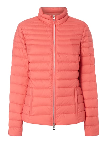 Christian Berg Woman Selection Light-Daunenjacke mit Steppungen Rot - 1 e42133905e