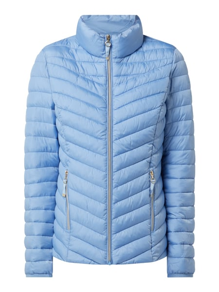 Christian Berg Woman Selection Steppjacke mit Wattierung Blau - 1