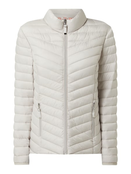 Christian Berg Woman Selection Steppjacke mit Wattierung Grau - 1