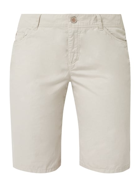 Christian Berg Women Bermudas im 5-Pocket-Design Beige - 1