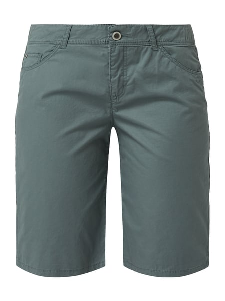 Christian Berg Women Bermudas im 5-Pocket-Design Grün - 1