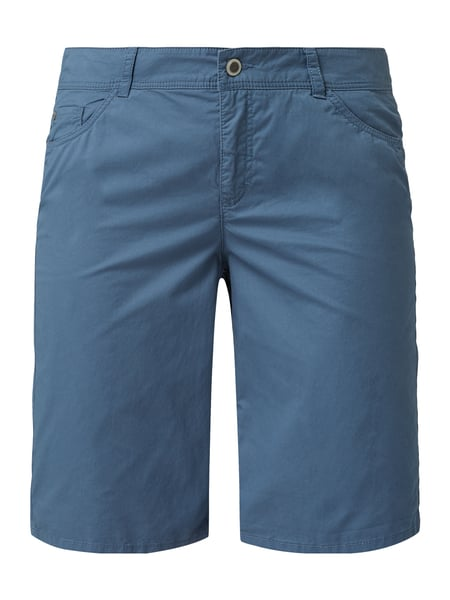 Christian Berg Women Bermudas im 5-Pocket-Design Blau - 1