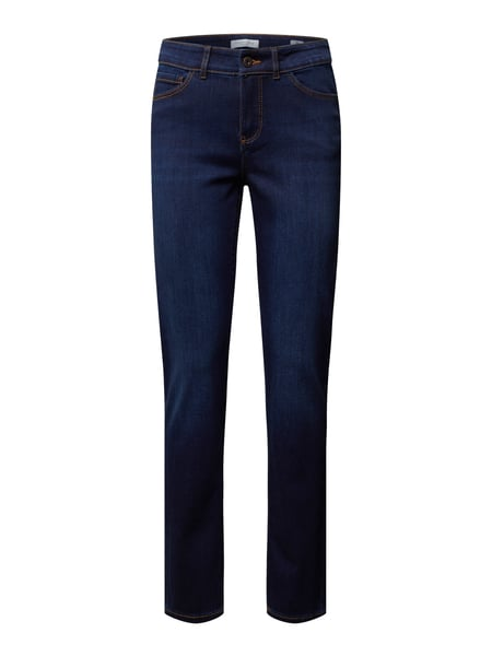 Christian Berg Women Light Stone Washed Skinny Fit Jeans Blau - 1
