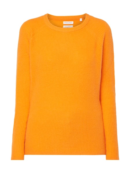 Christian Berg Women Pullover aus Kaschmir Orange - 1