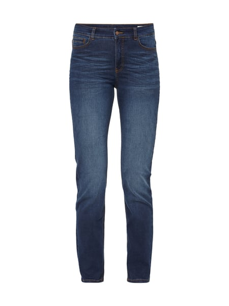 Christian Berg Women Stone Washed Skinny Fit Jeans Jeans