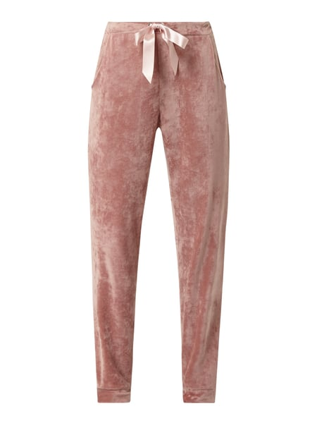 Christian Berg Women Sweatpants aus Nicki Rosa - 1