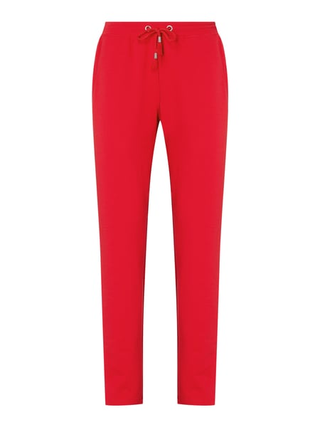 Christian Berg Women Sweatpants mit Tunnelzug Rot - 1