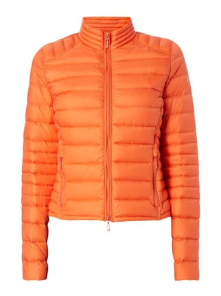 Light-Daunenjacke mit Stehkragen Orange - 1